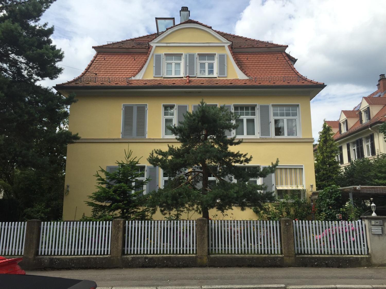 7 - Zimmerwohnung Stuttgart-Degerloch in bester Villenlage