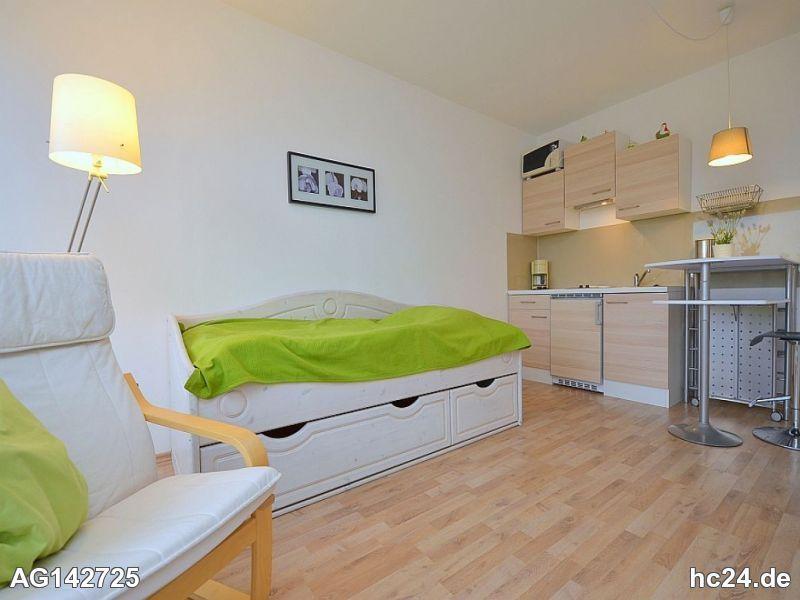 Sonniges, modern möbliertes Apartment in Stuttgart Hoffeld bei Degerloch